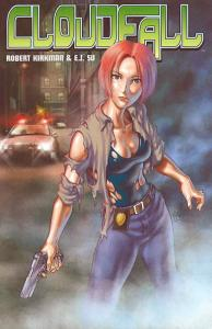 Cloudfall #1 VF/NM; Image | save on shipping - details inside