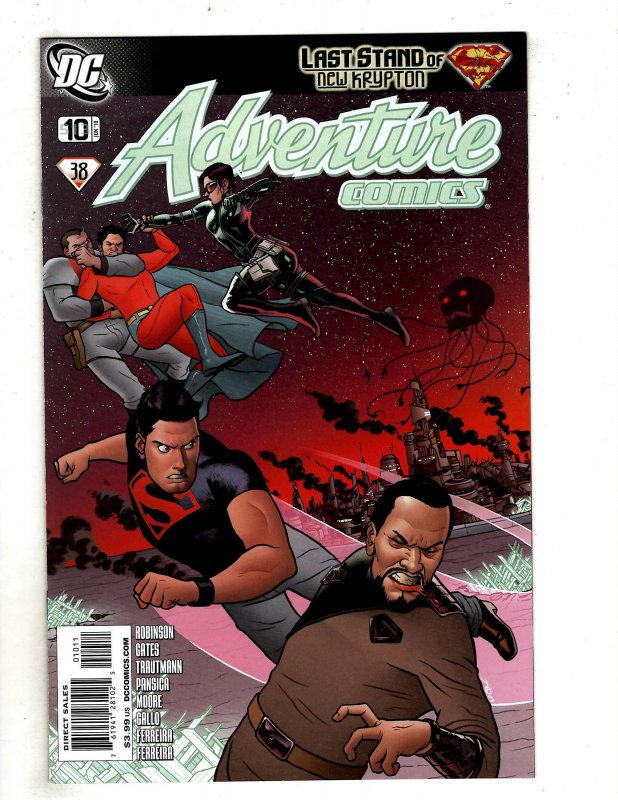 Adventure Comics #10 (2010) OF42