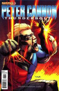 Peter Cannon: Thunderbolt (2nd Series) #4B VF/NM; Dynamite | save on shipping -