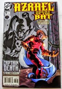 Azrael Agent Of The Bat #78 (VF/NM) 2001 DC Comics ID#SBX5