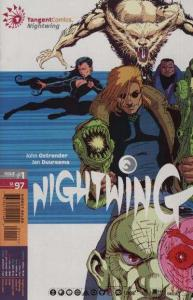 Tangent Comics Nightwing #1, NM (Stock photo)