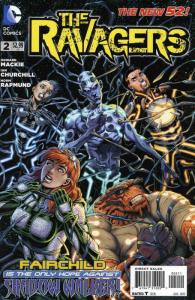 Ravagers, The #2 VF/NM; DC | save on shipping - details inside