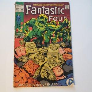Fantastic Four #85