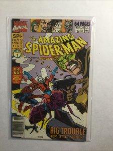 Amazing Spider-Man 24 Very Fine Vf 8.0 Newsstand Edition Marvel