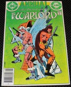 Warlord Annual #2 (1983)