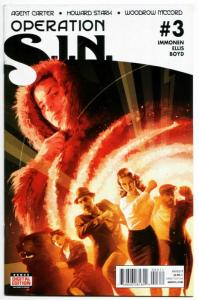 Operation SIN #3 (Marvel, 2015) VF