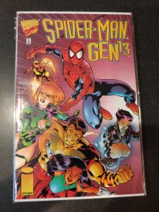 Spider-Man/Gen 13 (1997 One Shot) # 1 Near Mint (NM) Marvel Comics