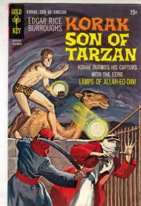 Korak Son of Tarzan #32 (Dec-69) VF/NM High-Grade Korak