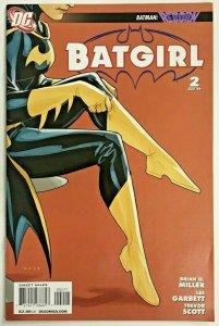 BATGIRL#2 VF/NM 2009 DC COMICS