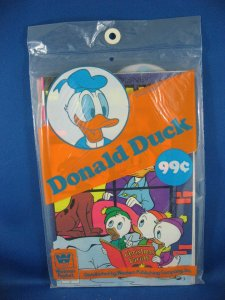 Donald Duck #201-203 Whitman Pre Pack (Nov 1978, Western Publishing) Barks