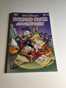 Walt Disney's Donald Duck Adventures Vol 2 Tpb Nm Near Mint