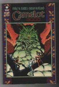 CAMELOT 3000 - DC COMICS 1ST PRINT 1988 MIKE W. BARR & BRIAN BOLLAND