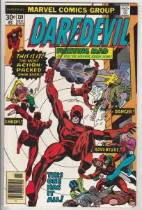 Daredevil #139 (Sep-02) NM/NM- High-Grade Daredevil, Black Widow