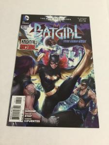 Batgirl 11 Nm Near Mint DC New 52