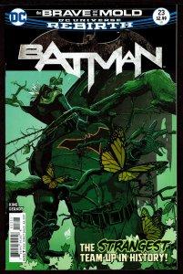 Batman #23 Rebirth (Jul 2017, DC) 0 9.4 NM