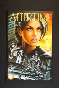 Warrior Nun Dei: Aftertime #1 June 1997. Antarctic Press