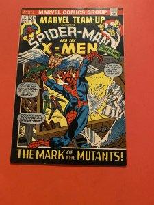 Marvel Team-Up #4 (1972) X-Men and Morbius