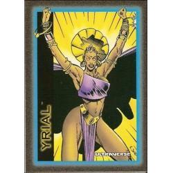 1993 Skybox Ultraverse: Series 1 YRIAL #44