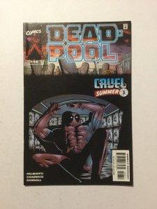 Deadpool 48 NM Near Mint Marvel Comics