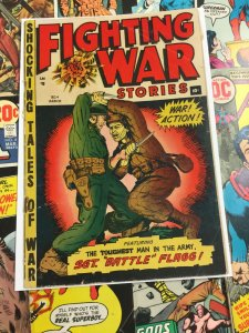 Fighting War Stories #4 VG- 3.5 War Action