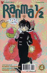 Ranma 1/2 Part 4 #4 VF/NM; Viz | save on shipping - details inside