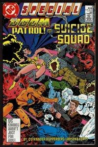 Doom Patrol/Suicide Squad Special #1  ( 1988, DC)  8.0 VF