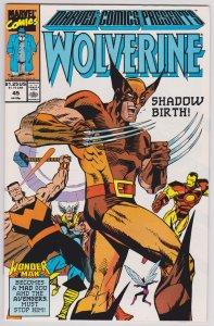 Marvel Comics Presents #45 (VF) Wolverine