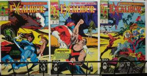 EXCALIBUR 37-39 THE PROMETHIUM EXCHANGE Doctor Doom