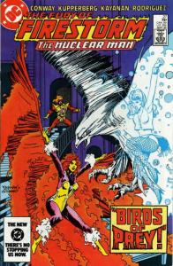 Fury of Firestorm, The #27 VF/NM; DC   save on shipping - details inside