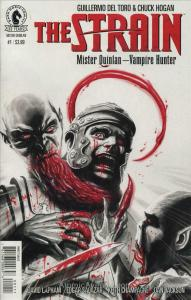 Strain, The: Mister Quinlan—Vampire Hunter #1 VF; Dark Horse | save on shipping