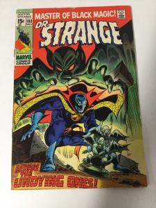 Doctor Strange 183 5.0 Vg/Fn Very Good Fine Marvel SA