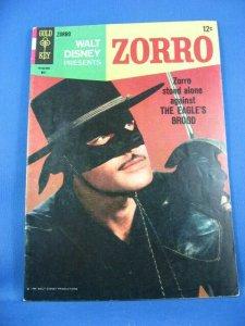 ZORRO 2 Fine 1966 Photo Cover