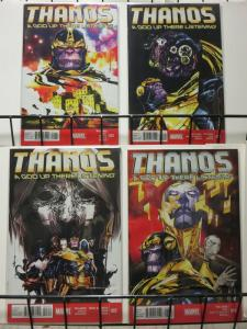 THANOS A GOD UP THERE LISTENING (2014) 1-4