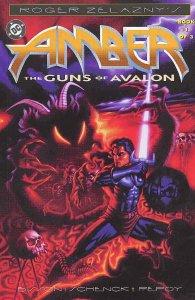 Amber: The Guns of Avalon (Roger Zelazny's) #1 VF/NM; DC   save on shipping - de