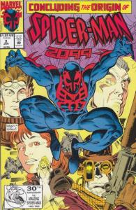 Spider-Man 2099 (1992 series) #3, NM (Stock photo)