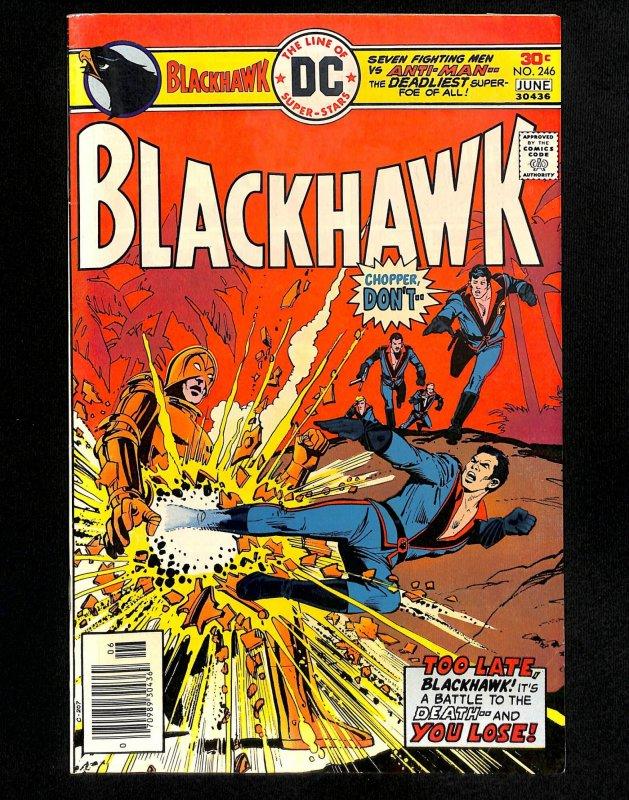 Blackhawk #246 (1976)