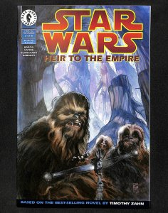 Star Wars: Heir to the Empire #3 (1995)