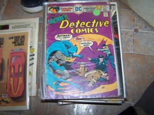 Detective Comics # 454 dc hawkman + ernie chan art
