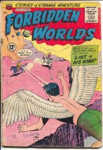 Forbidden Worlds #115 1963-ACG-Ogden Whitney-horror-mystery-FR