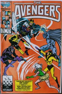 The Avengers #271 (1986) NM