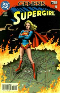 Supergirl (3rd Series) #14 VF/NM; DC | save on shipping - details inside