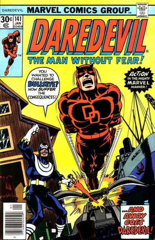 Daredevil #141 VG; Marvel | low grade comic - save on shipping - details inside