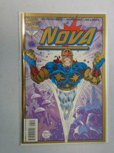 Nova #1 Direct edition 80 VF (1994 2nd Series)
