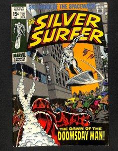 Silver Surfer #13 VG+ 4.5