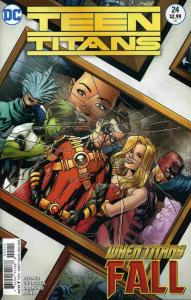 TEEN TITANS (2014 DC) #24 NM- A25487