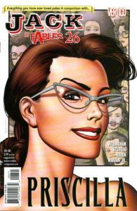 Jack of Fables #26, NM (Stock photo)