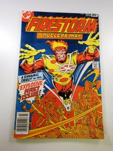 Firestorm #1 1st appearance of Firestorm VF