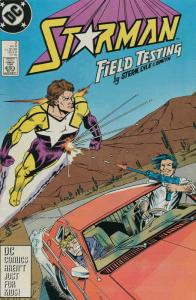 Starman (1st Series) #2 FN; DC   save on shipping - details inside