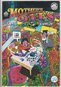 Mother's Oats #1 (Jan-69) VG/FN Mid-Grade Dealer McDope