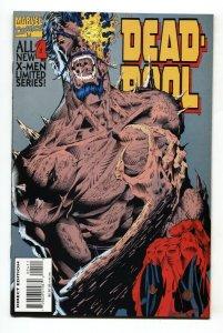 Deadpool #4 MARVEL 1994 high Grade movie comic book NM-